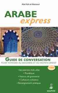 Arabe express [7e édition] by Abdel Aziz Al-Mansouri