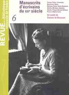 Revue de la B.N.F., no 06 by COLLECTIF