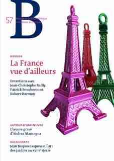 Revue de la B.N.F., no 56: France vue d'ailleurs (La) by COLLECTIF