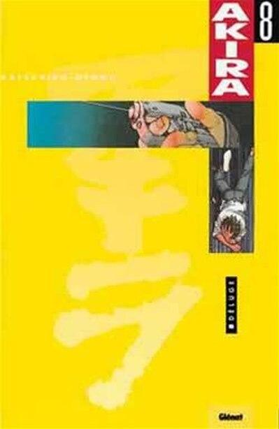 AKIRA T08 - LE DÉLUGE by OTOMO KATSUHIRO