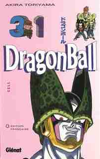Dragon Ball 31 Cell by Akira Toriyama
