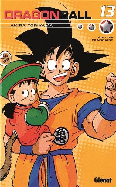 Dragon Ball Double 13 by Akira Toriyama