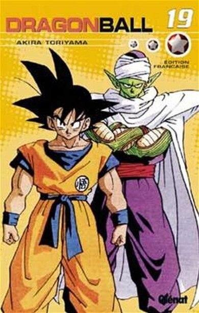 Dragon Ball Double 19 by Akira Toriyama