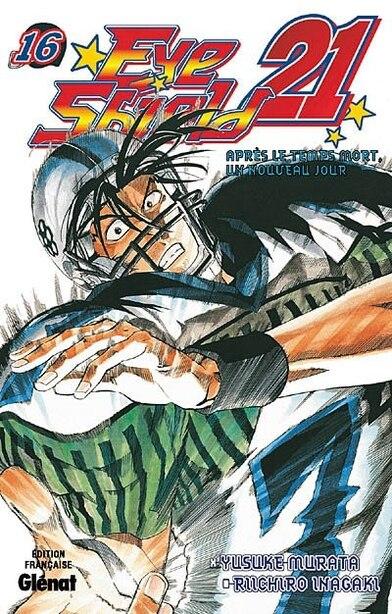 Eye Shield 21 16 by Inagaki Murata