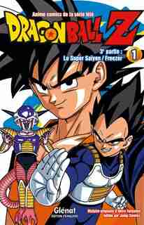 Dragon ball Z cycle 3 01 by Akira Toriyama