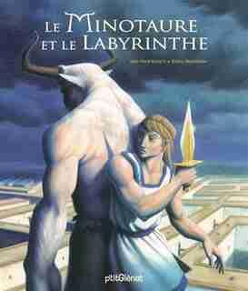 Le minotaure et le labyrinthe by Kerloc'h