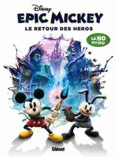 Epic Mickey 02 by Disney