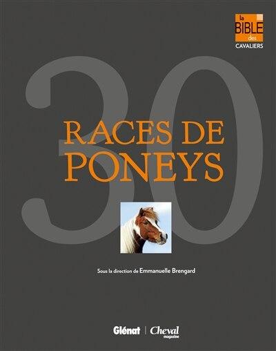 30 races de poneys by Emmanuelle Brengard