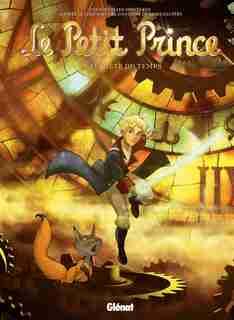 Le petit prince 18 by Dorison