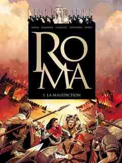 Roma 01 by Convard
