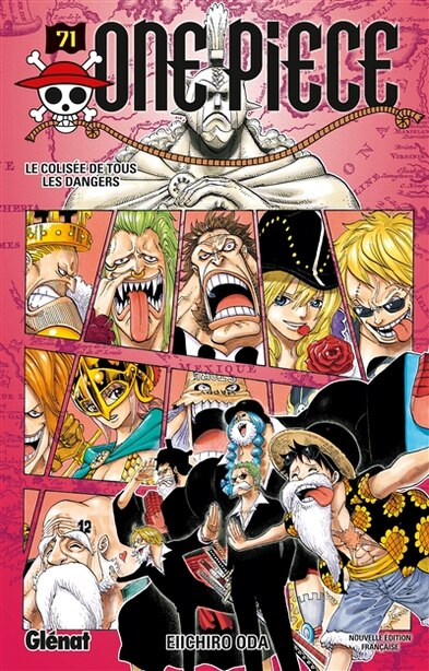 One Piece 71 by Oda