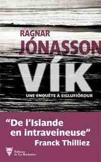 VIK de RAGNAR JONASSON