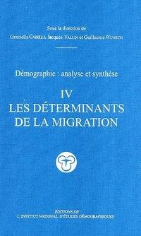 Démographie: analyse et synthèse, t. 04