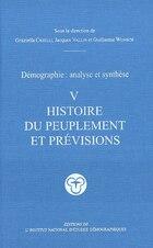Démographie: analyse et synthèse, t0905
