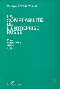 Comptabilité de l'entreprise russe.plan