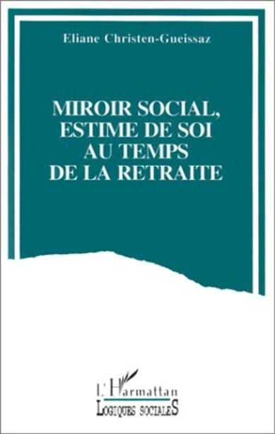 Miroir social estime de soi autemps de by CHRISTEN-GUEISSAZ ELIANE