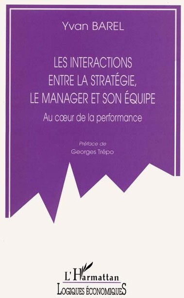 LES INTERACTIONS ENTRE LA STRATEGIE, LE MANAGER ET SON EQUIPE by Yvan Barel