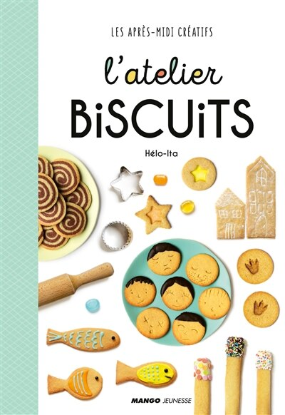 L'atelier biscuits by Hélo-ita