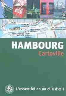 Hambourg Cartoville by Cartoville Gallimard