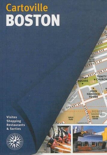 Boston Cartoville by Cartoville Gallimard