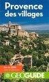Provence des villages by Géoguide Gallimard