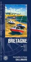 Livre Bretagne Encyclopédie du voyage Gallimard de Encyclopédie du voyage Gallimard