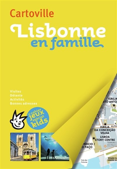 LISBONNE EN FAMILLE by Cartoville