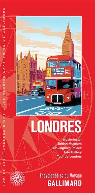LONDRES ENCYCLOPÉDIE DU VOYAGE by Gallimard