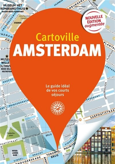 AMSTERDAM CARTOVILLE by Cartoville