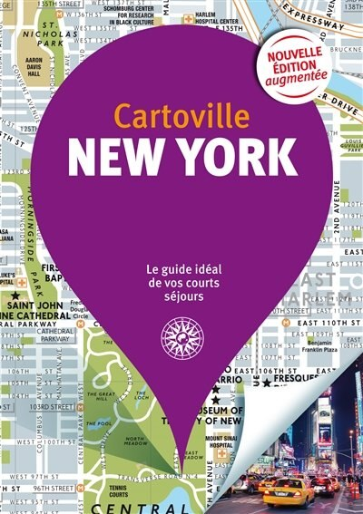 NEW YORK 2019 CARTOVILLE by GALLIMARD COLLECTIFS