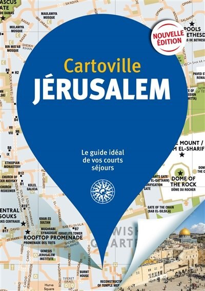 JERUSALEM CARTOVILLE by Cartoville