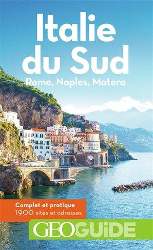 ITALIE DU SUD - ROME, NAPLES GÉOGUIDE by SATURNO