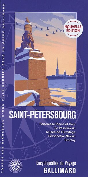 SAINT-PETERSBOURG ENCYCLOPÉDIE DU VOYAGE by COLLECTIF