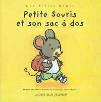 Pte Souris & Son Sac A Dos