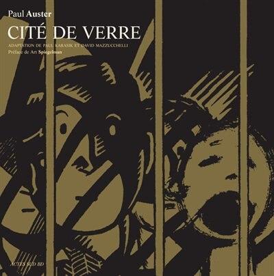 Cite De Verre Bd by PAUL AUSTER