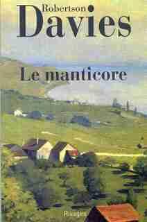 Manticore by Robertson Davies