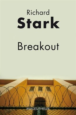 Book Breakout by Richard Stark