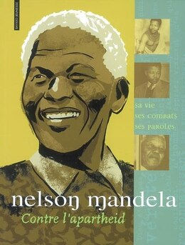 Book Nelson Mandela by Mathieu Grousson