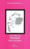 Histoire du rwanda pre colonial