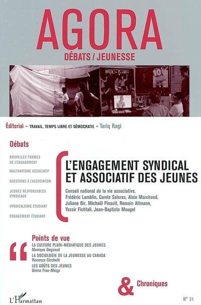 Engagement syndical et associatif des je by COLLECTIF