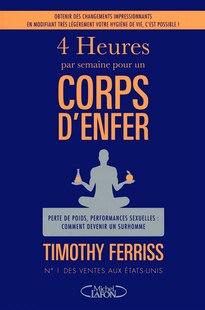 4 HEURES PAR SEMAINE..UN CORPS D'ENFER