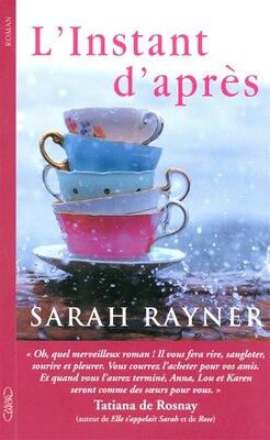 Book L'instant d'après by Sarah Rayner