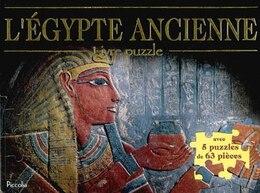 Book Livre puzzle : l'Égypte ancienne by Piccolia