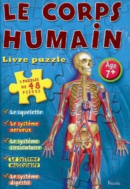 Book Livre puzzle : le corps humain by Piccolia