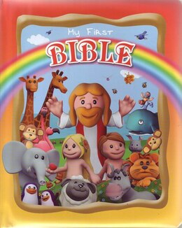 Book MY 1ST BIBLE by Piccolia