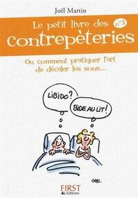 PETIT LIVRE DES CONTREPETERIES #3 -LE