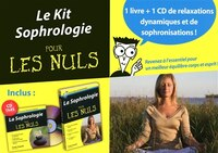 KIT SOPHROLOGIE..NULS + CD AUDIO