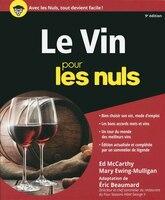 Le vin pour les nuls 9e ed.