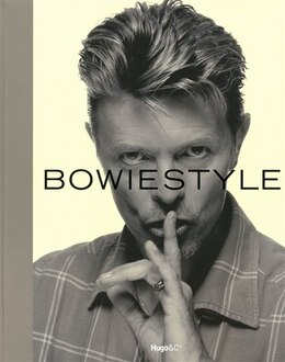Book Bowiestyle by Mark Paytress
