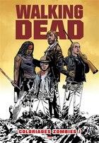 Walking Dead Coloriage zombies